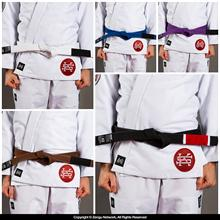 Scramble Brazilian Jiu Jitsu Rank Belt V2